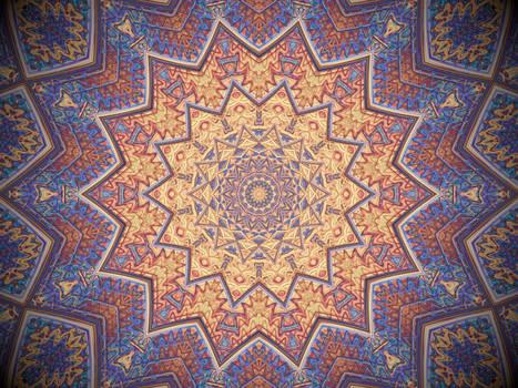 1000 Sun Mosaic  by BleedsColors