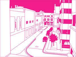 Burnley Street Vector by ACampion