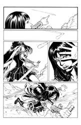 Xena Annual page 2 by pozzey