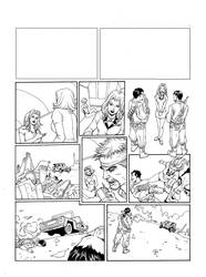 Halle Comic by pozzey