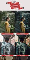 Dark Photoshop Actions by Bato-Gjokaj