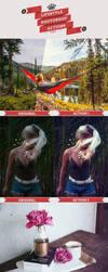 Lifestyle Photoshop Actions by Bato-Gjokaj