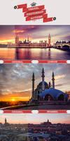 25 Travel Actions by Bato-Gjokaj