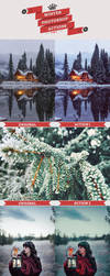 Winter Photoshop Actions by Bato-Gjokaj