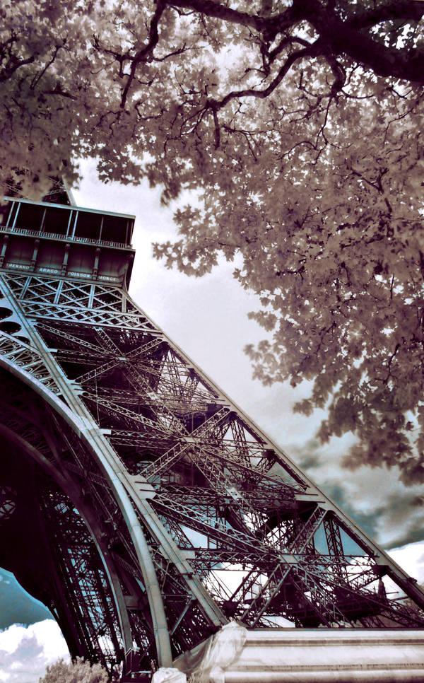 Eiffel Tower 1 by Amedeah