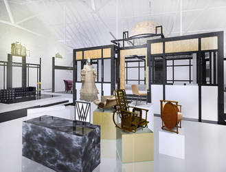 Secession showroom 3 by Amedeah
