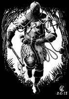 The Bounty Hunter by mentat0209