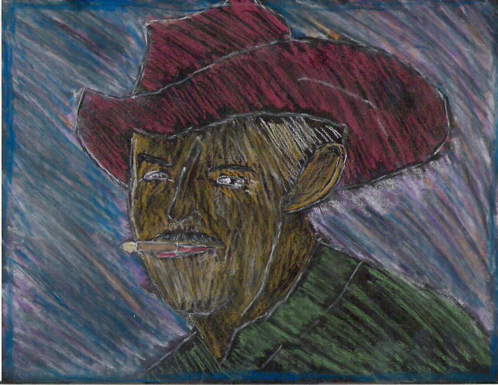 Lee Van Cleef by ghettoflower