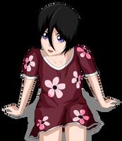 Cute Rukia by Rocky-Ace