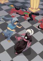 Day twenty-three: Favourite Flash game by Alimare