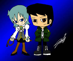 Not cute couple by DarkPrince2007