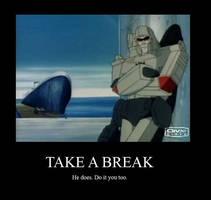 Take a break by DarkPrince2007