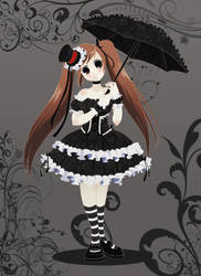 .: Gothic Lolita :. by PirateHearts
