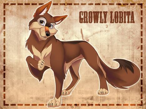 .: Growly Lobita :. by PirateHearts