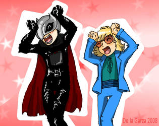 Phantom and Swan FTW by Alheli-delaGarza