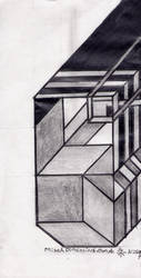 Mixed Dimensions by Nanaki-Murasaki
