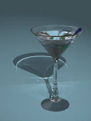 The Martini by Nanaki-Murasaki