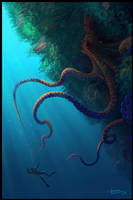 Octopus by Tyrus88