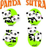 Panda Sutra by rasecmcd