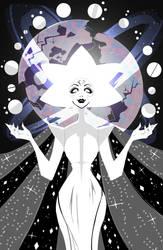 The Diamond, White Diamond by Jaizure