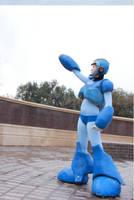 Megaman X Sneak Peek by Miss-Marquin