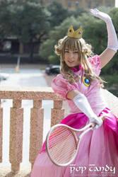 Princess Peach-- Ready, Set, Match! by Miss-Marquin