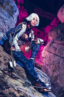 Ivy Valentine-- Coiled by Miss-Marquin