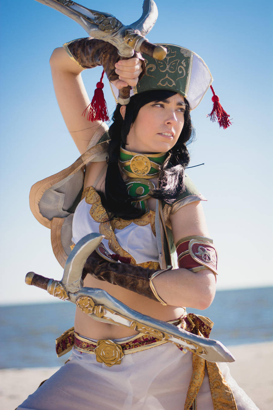 Talim-- Prepare Yourself! by Miss-Marquin