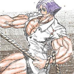 tug-of-war by shujisi