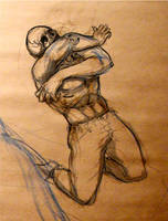 anguish sketch by Smintz-candy