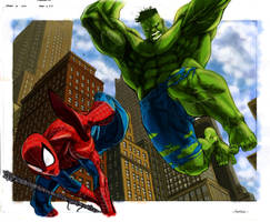 revision on Jusdog pencils by Smintz-candy