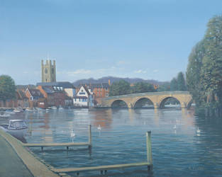 Henley on Thames 2016 by Pictonart