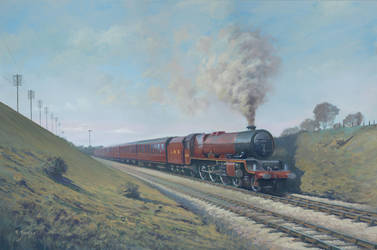 LMS Express by Pictonart