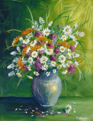 bouquet by nena211