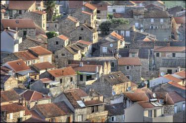 Old town by mvizek
