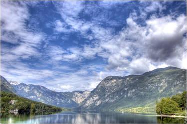 Sunny Alps by mvizek
