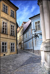 The streets of Bratislava by mvizek