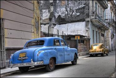 Havana parqueo by mvizek