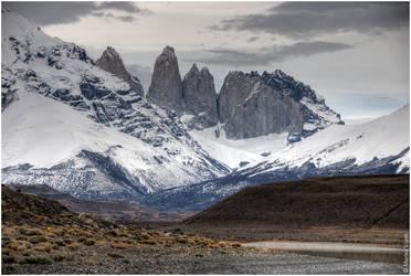 Torres del Paine by mvizek