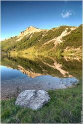 Sator lake by mvizek