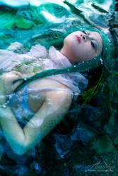 Ophelia - drown'd, drown'd by AN0RIEL