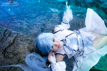 Asuna Yuuki: Undine by AN0RIEL