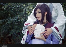 Shinsekai Yori: Sad Love by AN0RIEL