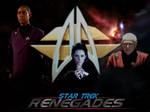 Wallpaper, Star Trek: Renegades by LizzyChrome