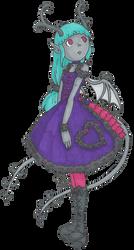 Demon Lolita by SqueekyTheBalletRat