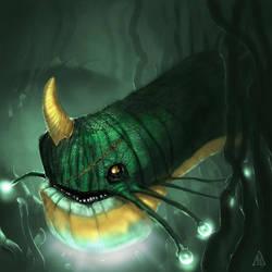 Sea Snake by Mortainius88