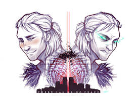 Anders - There can be no peace by sagau