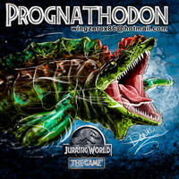Prognathodon by wingzerox86