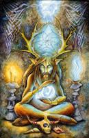Dream Priest by TrollGirl