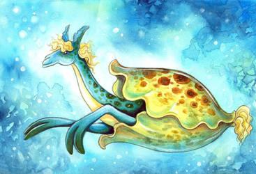 Pokemels - Cllama by TrollGirl